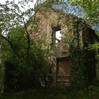 Irland 2016, Mystische Ruine, Tag 8