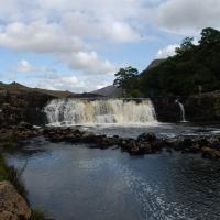 Irland 2017, Aasleagh Falls, Leenane,  Part 2