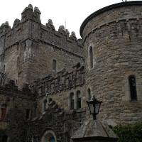 Irland 2016, Glenveag Castle, Tag 9