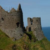 Irland 2016, die Burg, Tag 6
