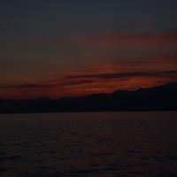 Bardolino 2019, Sonnenuntergang und Nacht