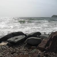 Irland 2019, Impressionen am Strand