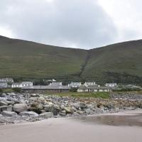 Irisches Dorf