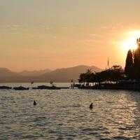 Bardolino 2019, Sonnenuntergangsstimmung