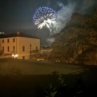 Feuerwerk Bardolino Weinfest