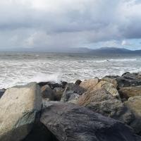 Brandung an der Irischen Küste