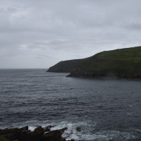 Bootstour Dingle und Seegang